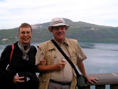 Jane and David Irwin