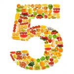 5 fruit & veg a day is enough: review