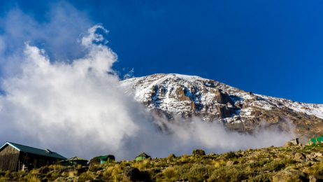 Mt Kilimanjaro - GI Cancer