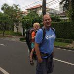 Adam Harvey's trek for pancreatic cancer