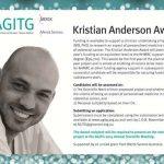 Kristian Anderson Award