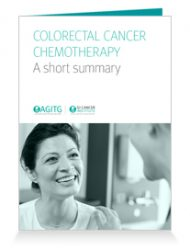 Colorectal Cancer Chemotherapy