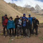 Memories of the Aconcagua Gutsy Challenge