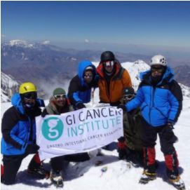 Aconcagua gutsy challenge