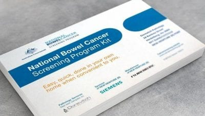 Study finds that bowel cancer screening is exceptionally