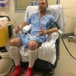 Chris Schwarzer: Battling a hidden cancer