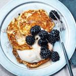 Nutritious Banana Oatmeal Pancakes