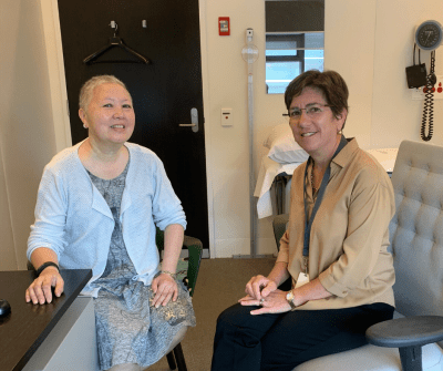 Jeanette Lau Gooey and Lara Lipton